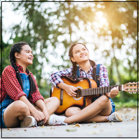 Benefits of Playing Guitar